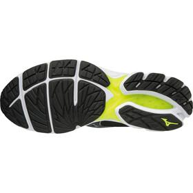 Mizuno Wave Rider 22 Osaka Running Shoes Men black/black/safety yellow
